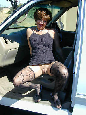 Handsome mature in car nude pics
