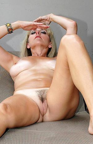 Inexperienced mature women with hairy vaginas