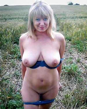 Xxx single mature ladies amateurish porn pics