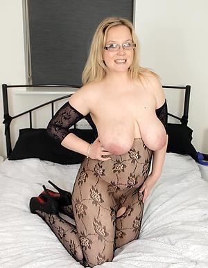Noxious hot busty mature women pics