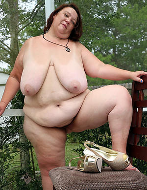 Inexperienced mature added to busty