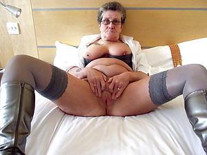 Amazing older mature granny pics