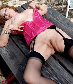 Nude mature patriarch woman pics