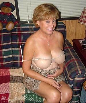 Naked homemade mature women
