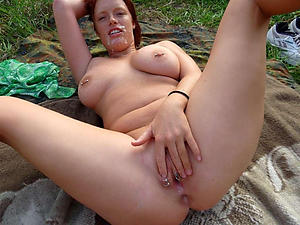 Amateur pics of outdoor mature pussy