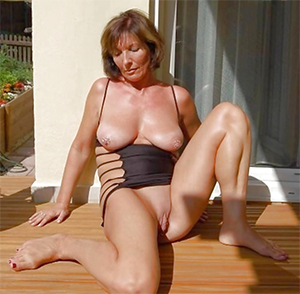 Handsome mature big tit pictures
