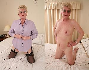 Dressed undressed of age