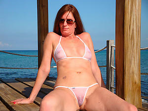 Mature bikini babes