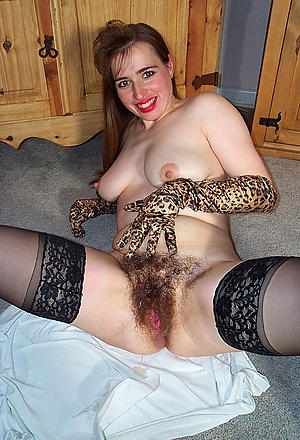 Favorite unshaved mature pussy