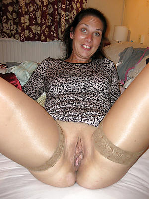 Best pics of hairy mature vaginas
