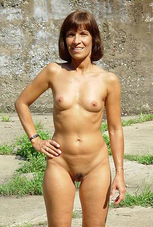 Real naked 40 plus grown-up verandah
