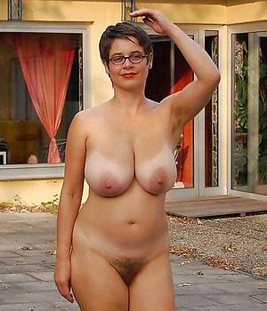 Amazing on the level mature milf naked photos