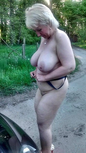 Favorite natural mature milf