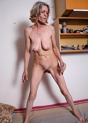 Skinny clumsy mature photos
