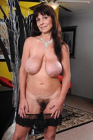 Sexy unshaved mature women photos