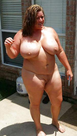 Xxx plump mature women