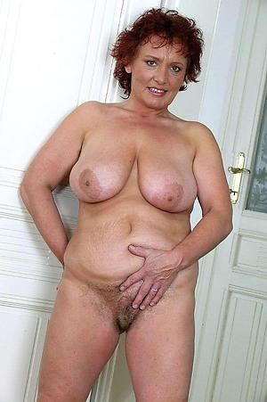 Handsome plump mature pussy pics