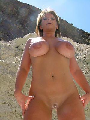Nude sincere big tits mature photo