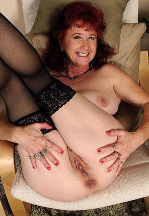 Good-looking mature women vagina pictures