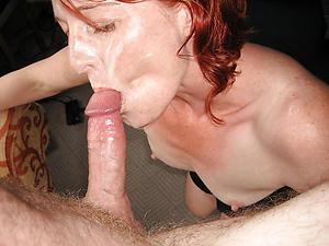 Xxx mature facial cumshot amateur porn pics
