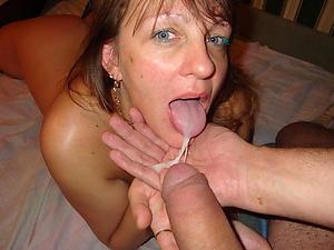 Xxx mature facial cumshot naked photo