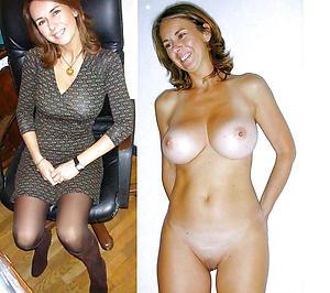 Slutty dressed undressed matures galleries