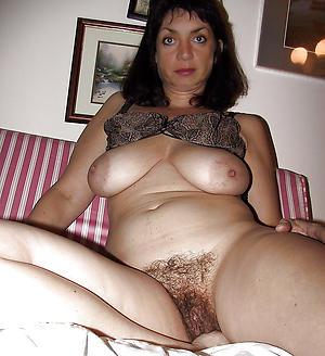 Naked beautiful full-grown tits