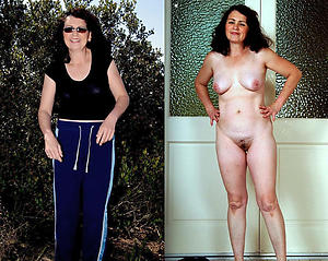 Awesome mature women before and after