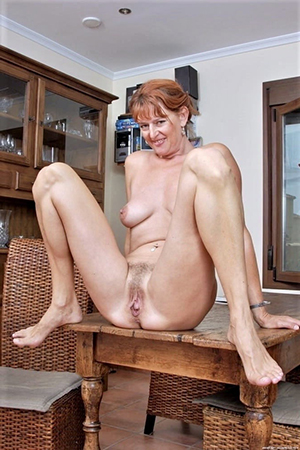 Hottest mature german nudes pics