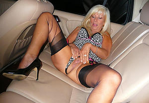 Amateur pics be required of mature woman in heels