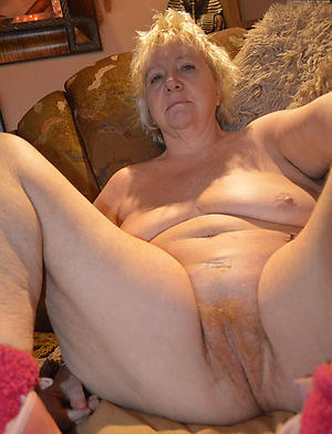 Hot porn be proper of chubby mature cunt