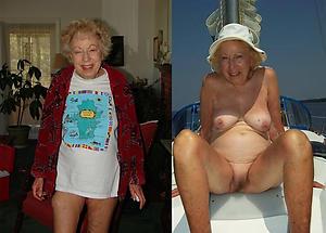 Mature moms dressed and undressed sex xxx
