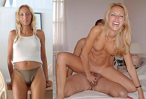 Dressed undressed wives pussy pics
