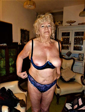 Hottest full-grown grandmothers nude pics