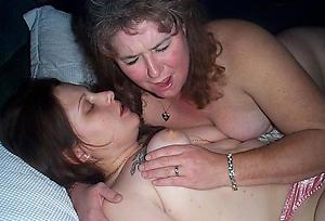 Amateur pics of busty mature lesbians