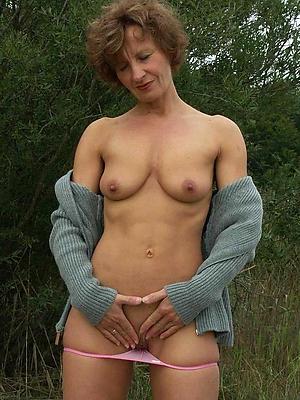 Hot low-spirited mature moms free porno