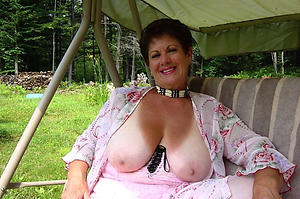 Wet pussy and mature women big tits