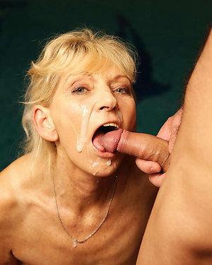 Best pics of wife blowjob swallow