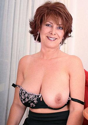 Gorgeous mature brunette sex amateur pics