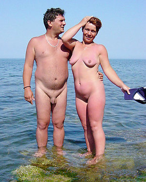 Real mature nude couples