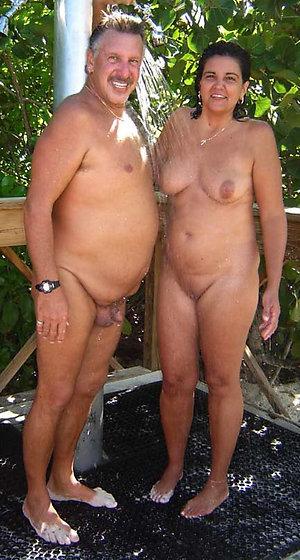 Cute amateur mature couples