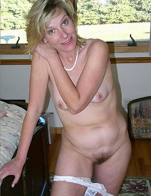 Favorite amateur grown-up milf nude pics