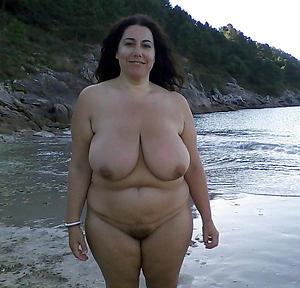 Sexy mature scanty littoral porn pics