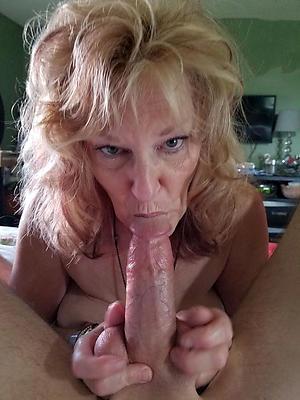 Amateur mature wife blowjob porn pics