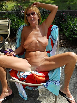 Hottest mature grandmothers amateur pics