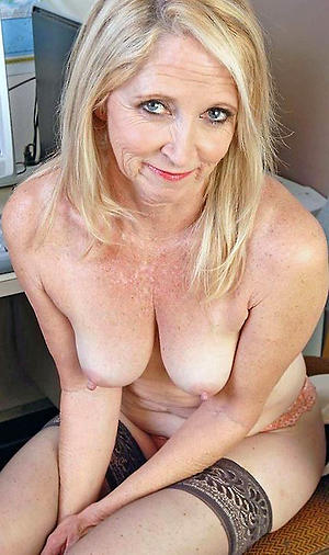 Naughty classic mature porn pic