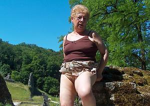 Sexy upskirt mature women Bohemian porno