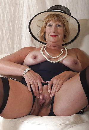 Denude hot mature ladies stripped