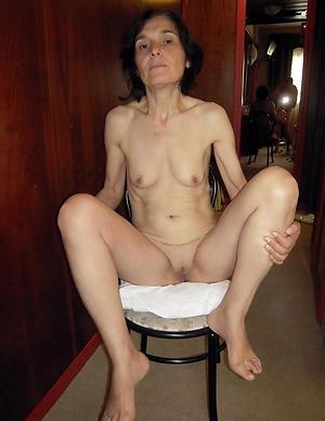 Skinny nude mature women slut pics