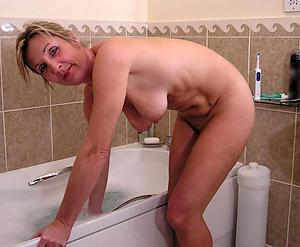 Nude 40 something mature